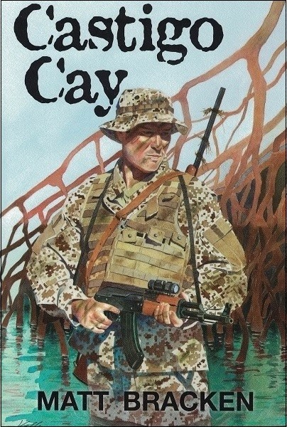 Castigo Cay book cover